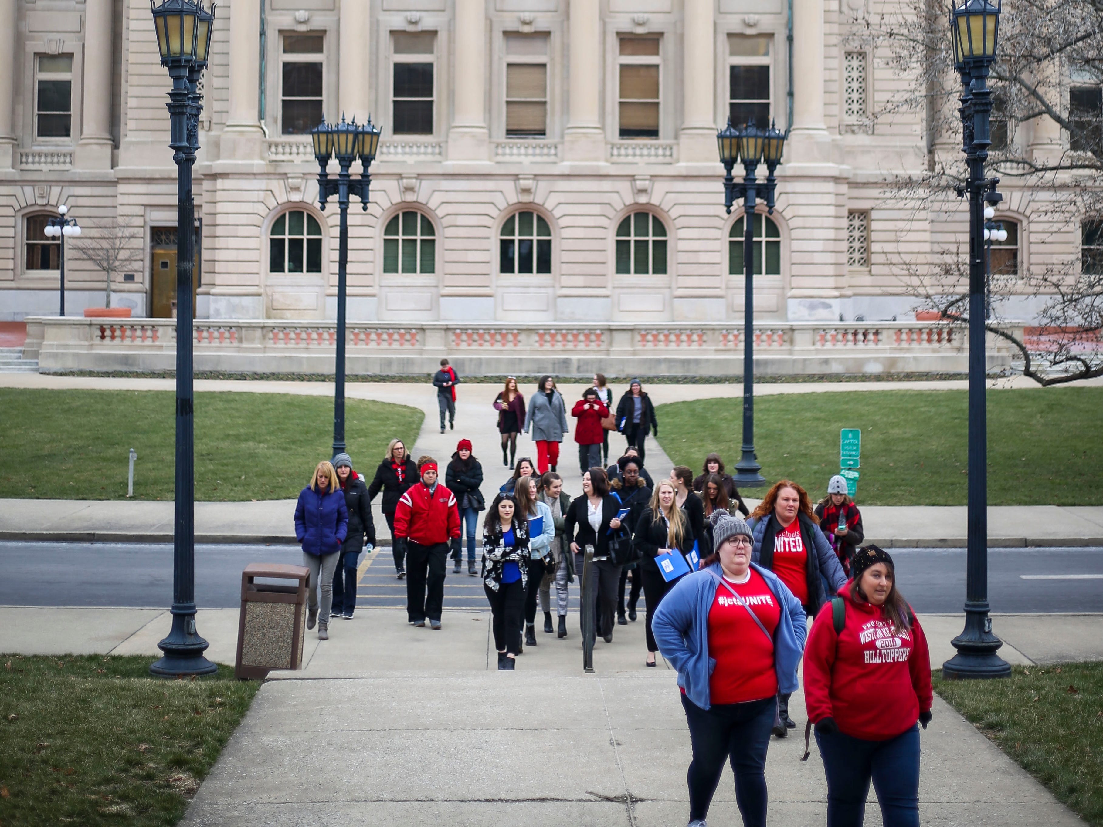 Where Kentucky education bills stand: Tax credits, pension board and day of prayer