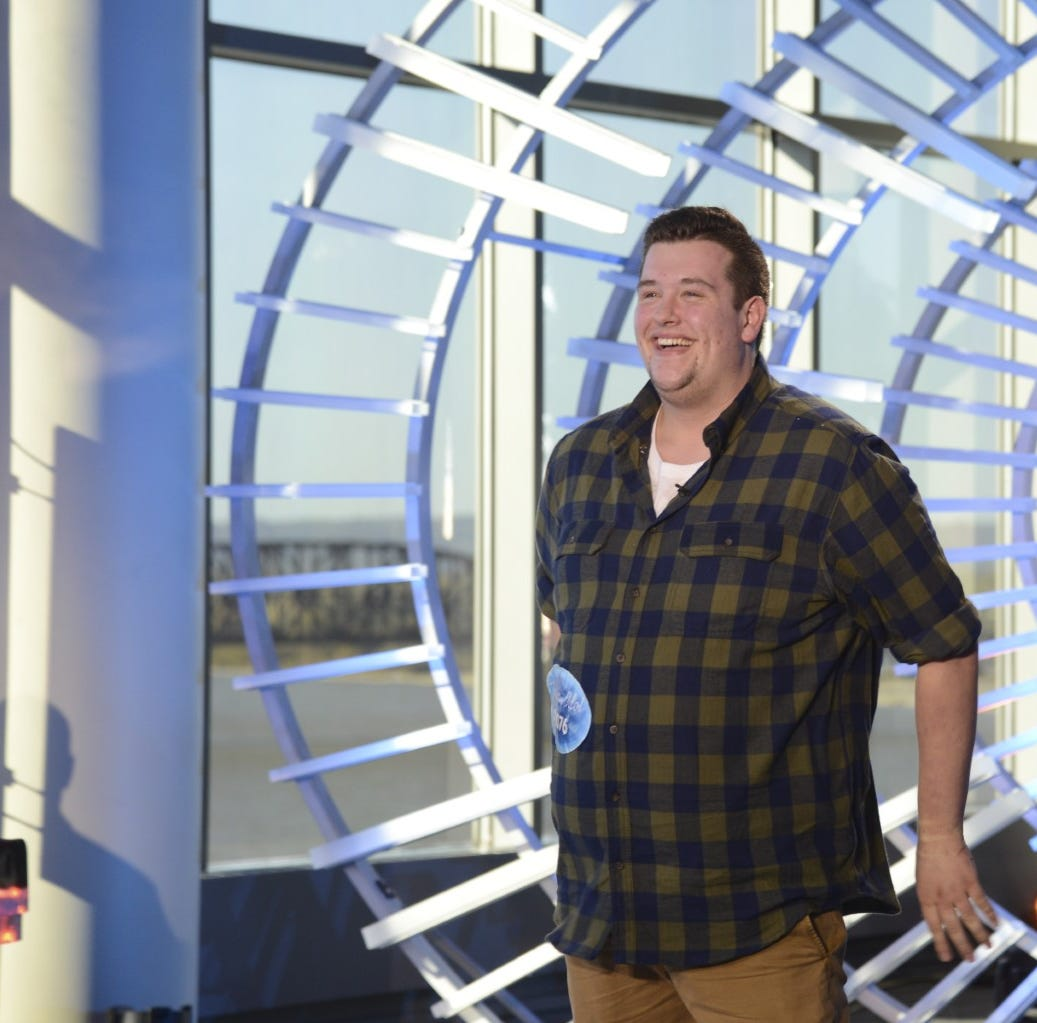 Dansville native, Sparrow nurse to audition on 'American Idol' Sunday