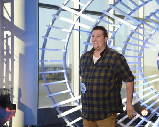 "Jacob Moran, a Dansville native and Okemos resident, appeared on the Sunday, March 17 episode of ""American Idol"" on ABC. He auditioned in Louisville, Kentucky."