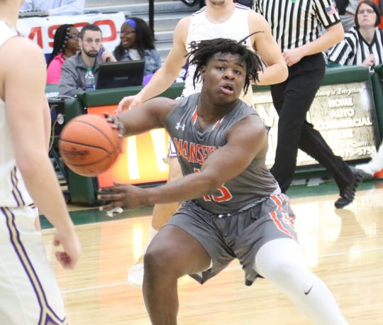 Mansfield Senior's Quan Hilory became just the seventh boys basketball player in Tyger history to reach 1,000-career points on Wednesday night in a Division II District semifinal loss at Madison High School.