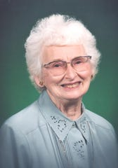Trella Romine was a noted Marion County historian and naturalist. She was an author of five books and was honored as an Athena Award recipient in 2012.