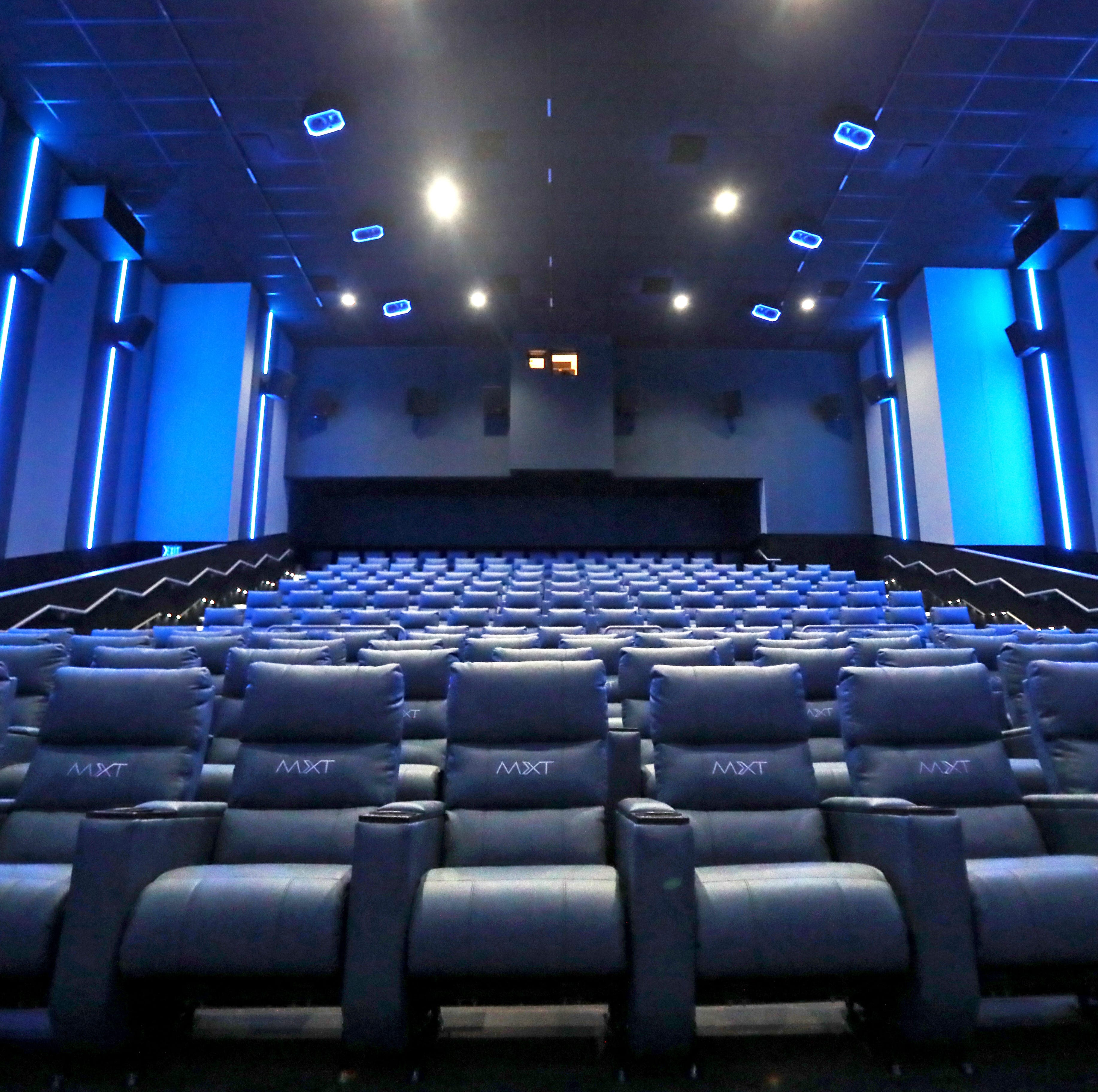 Malco is adding an MXT 'Extreme' theater to its recently renovated Collierville cinema