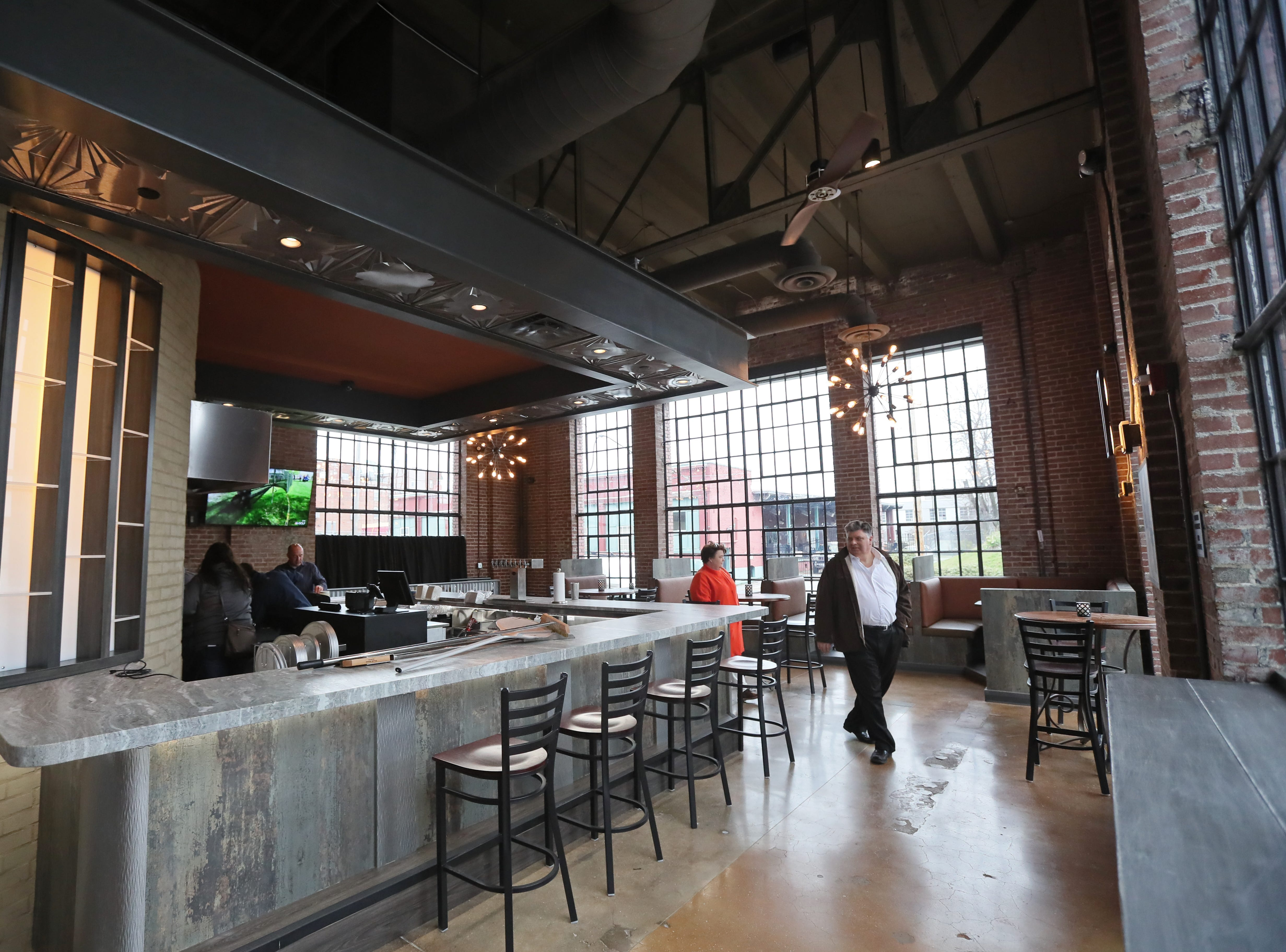 Malco Powerhouse Cinema Bar and Grill opens downtown on Thursday, March 7, 2019.