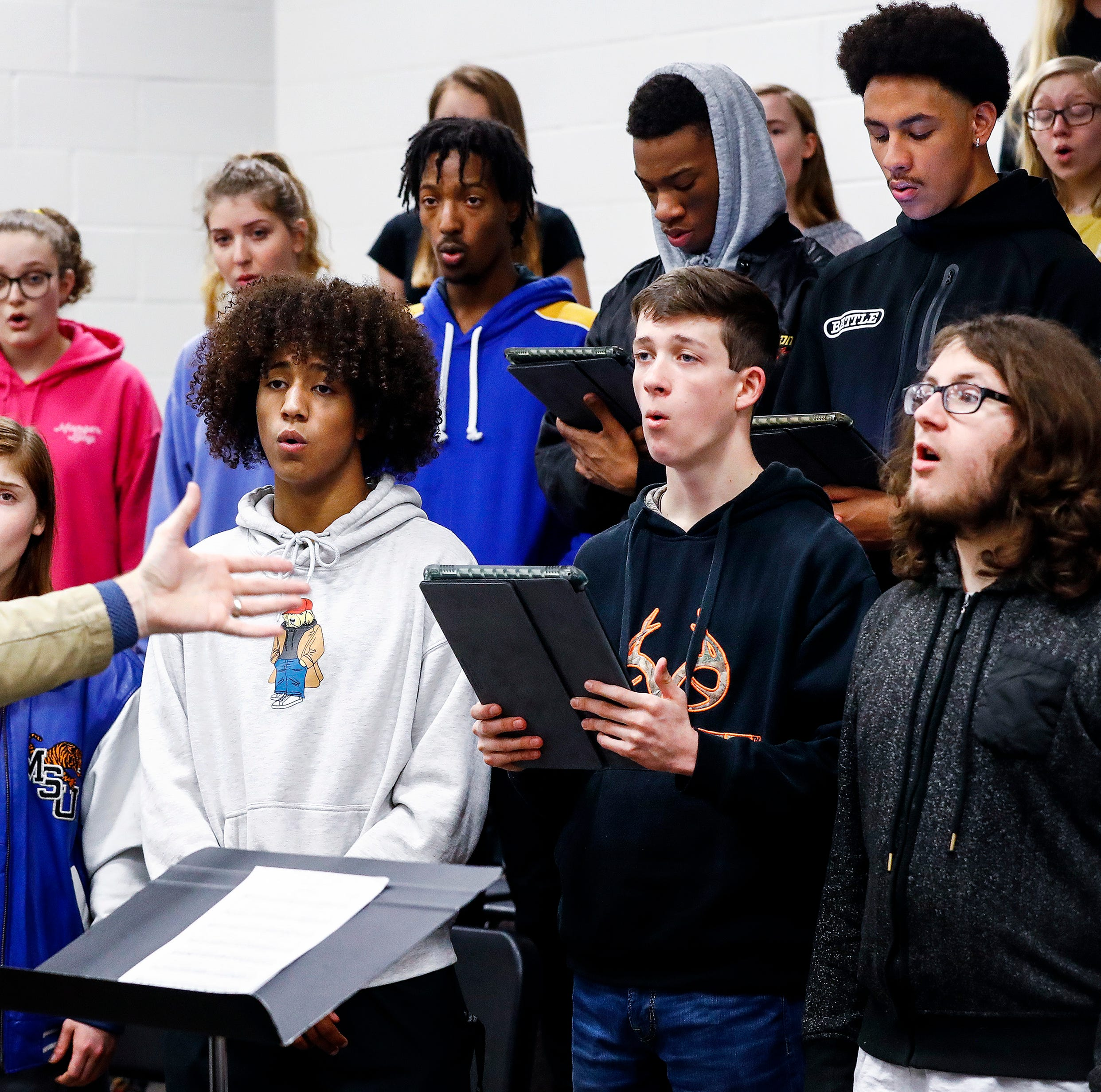 These Arlington students will sing in Normandy for the 75th anniversary of WWII's end