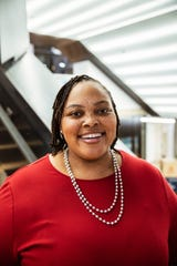 Shelby County Commissioner Tami Sawyer announced her candidacy for Memphis mayor on Thursday, March 7, 2019.
