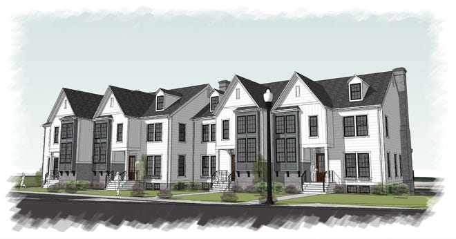 Point Crossing, a condominium development, recently broke ground in the city of Delafield. It is expected to be completed by late May 2020.