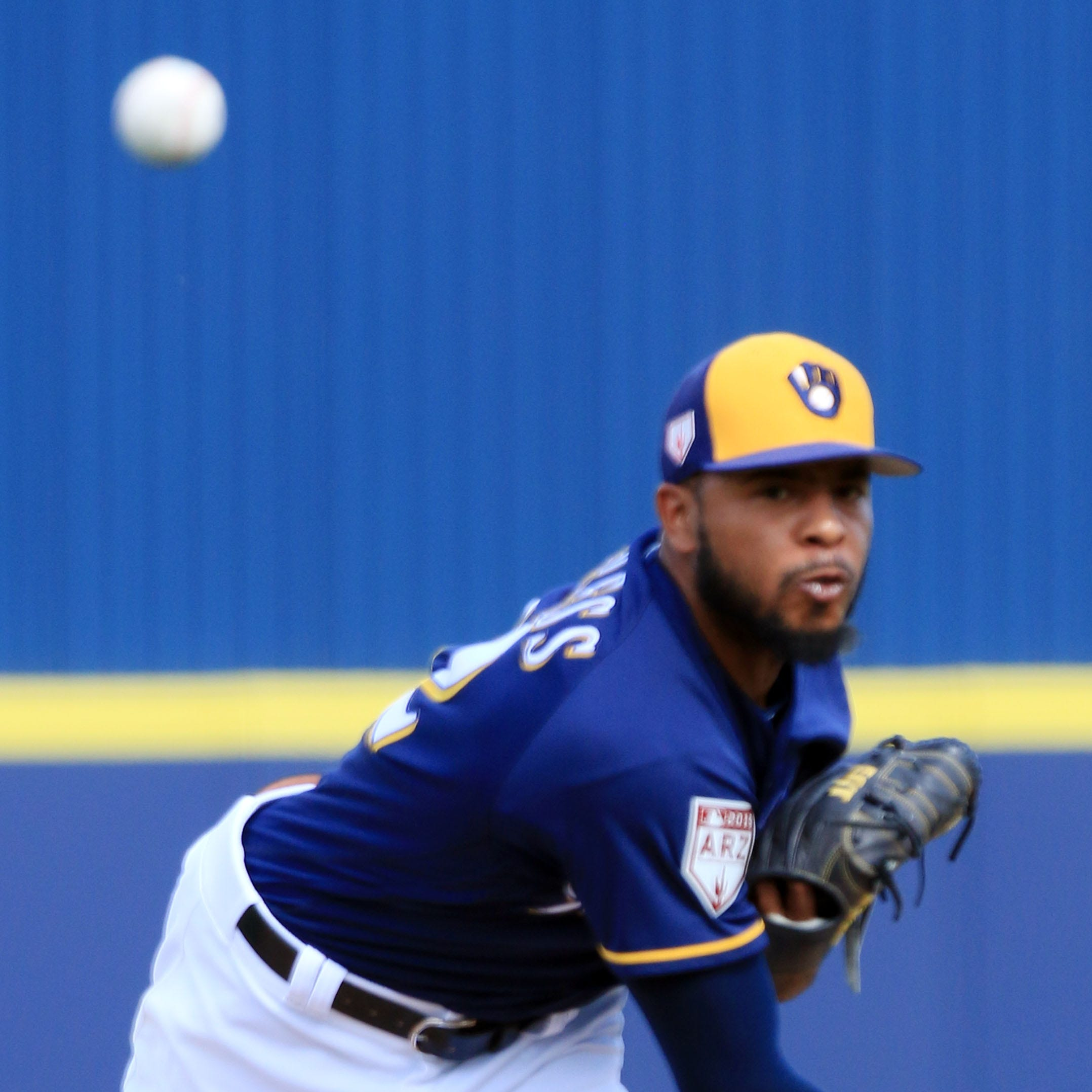 After rough rehab stint at AAA level, reliever Jeremy Jeffress will rejoin Brewers on Monday