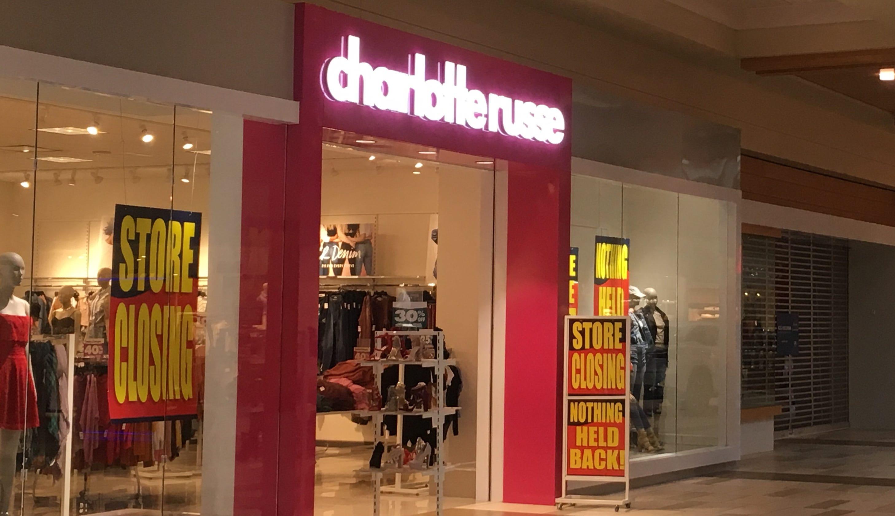 e9e39e2191d Women s apparel retailer Charlotte Russe to close all stores
