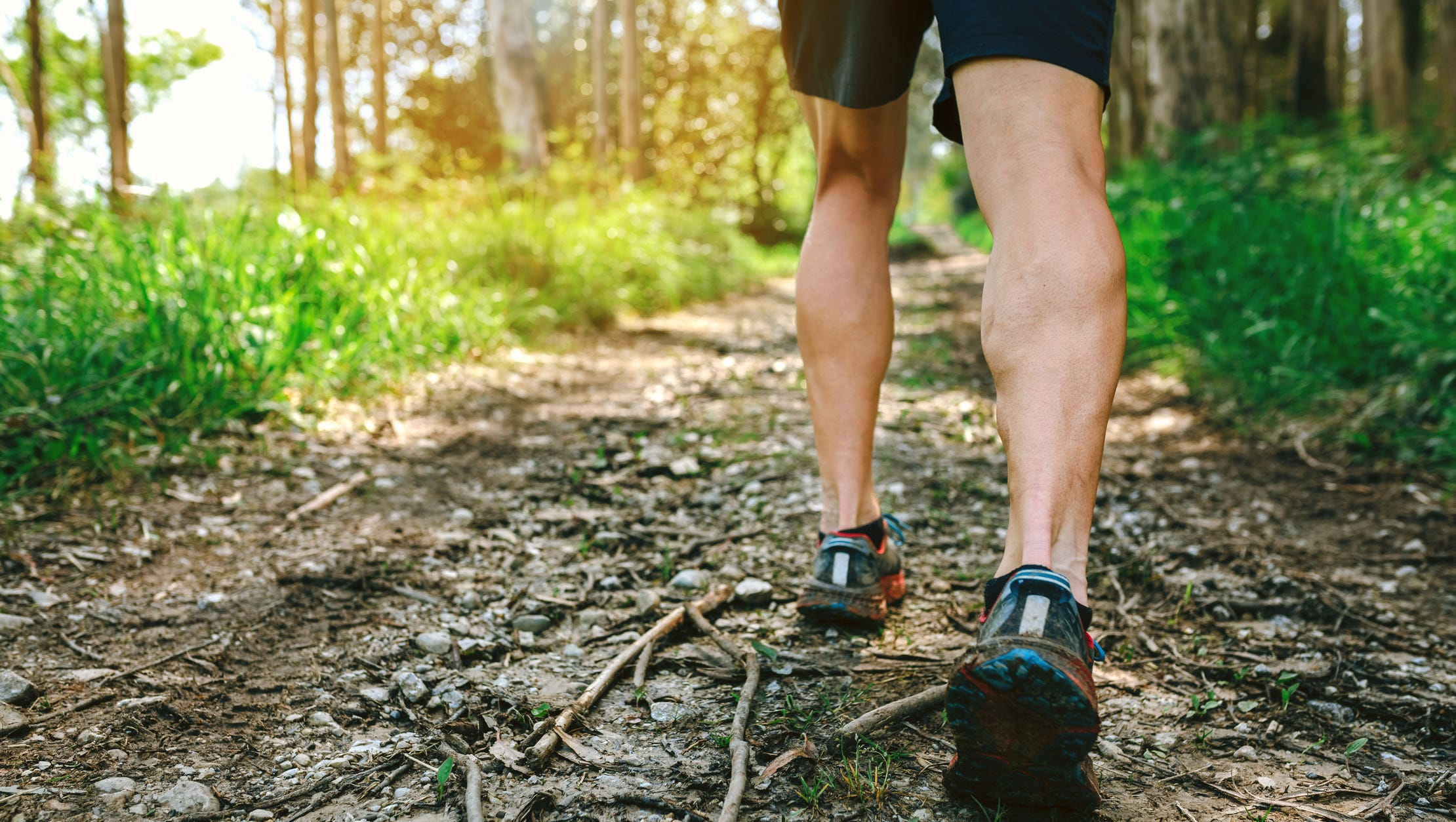 Being more conscious of your stride, your muscle strength and the surface you train on could lower your risk for a running-related injury