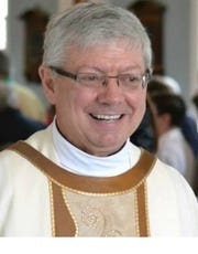 "Father Patrick ""Paddy"" O'Donovan is the grand marshal of the 40th annual Morristown St. Patrick's Day Parade, March 9."
