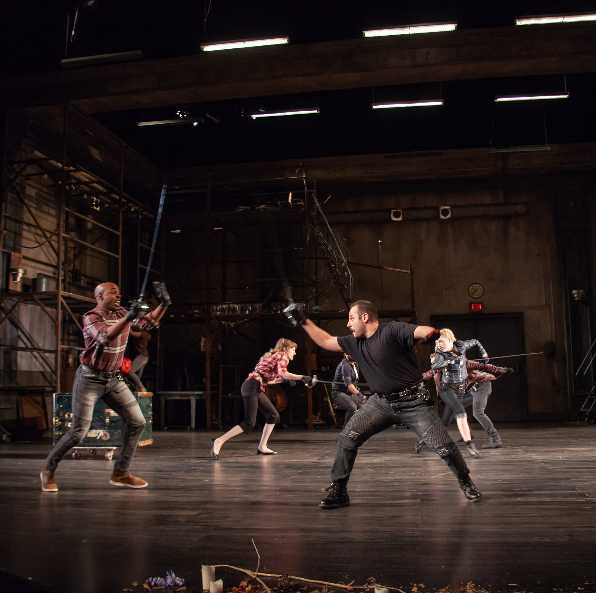 Review: ASF presents super-charged 'Romeo and Juliet'