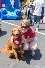 More than 1,000 dogs and their owners enjoyed the Fido Fest in 2018. The 4th Annual Fido Fest will be held from 11 a.m. to 2 p.m. on March 30 at The Shoppes at EastChase.