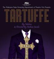 New ASU Theatre play Tartuffe runs March 13-16 at the Lella Barlow Theatre in the Tullibody Fine Arts Building.