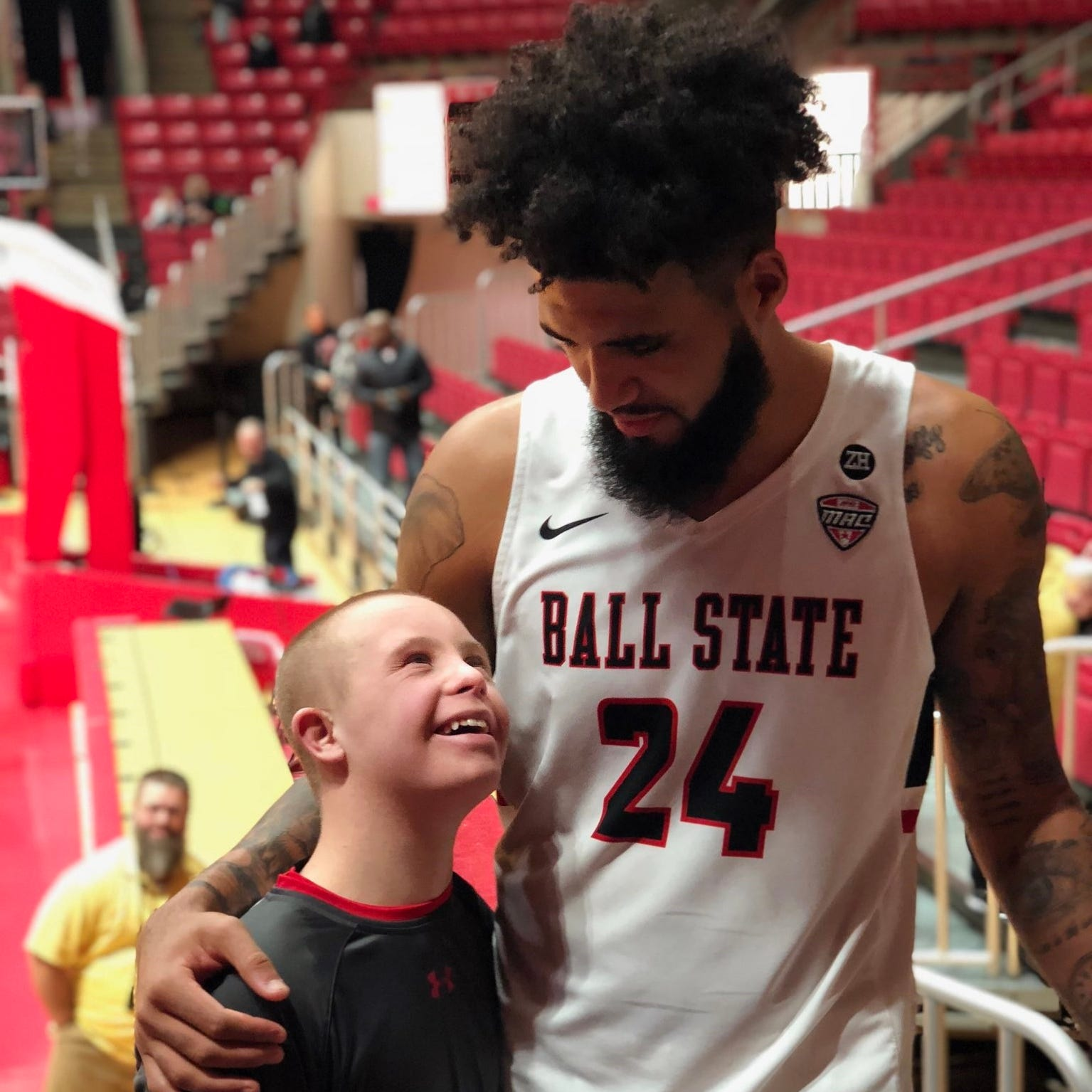 Trey Moses will be remembered for much more than basketball at Ball State