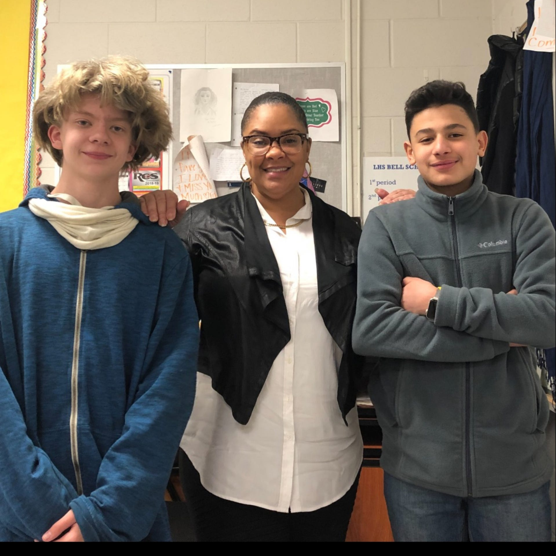Video of La Vergne High students surprising classmate with gifts goes viral