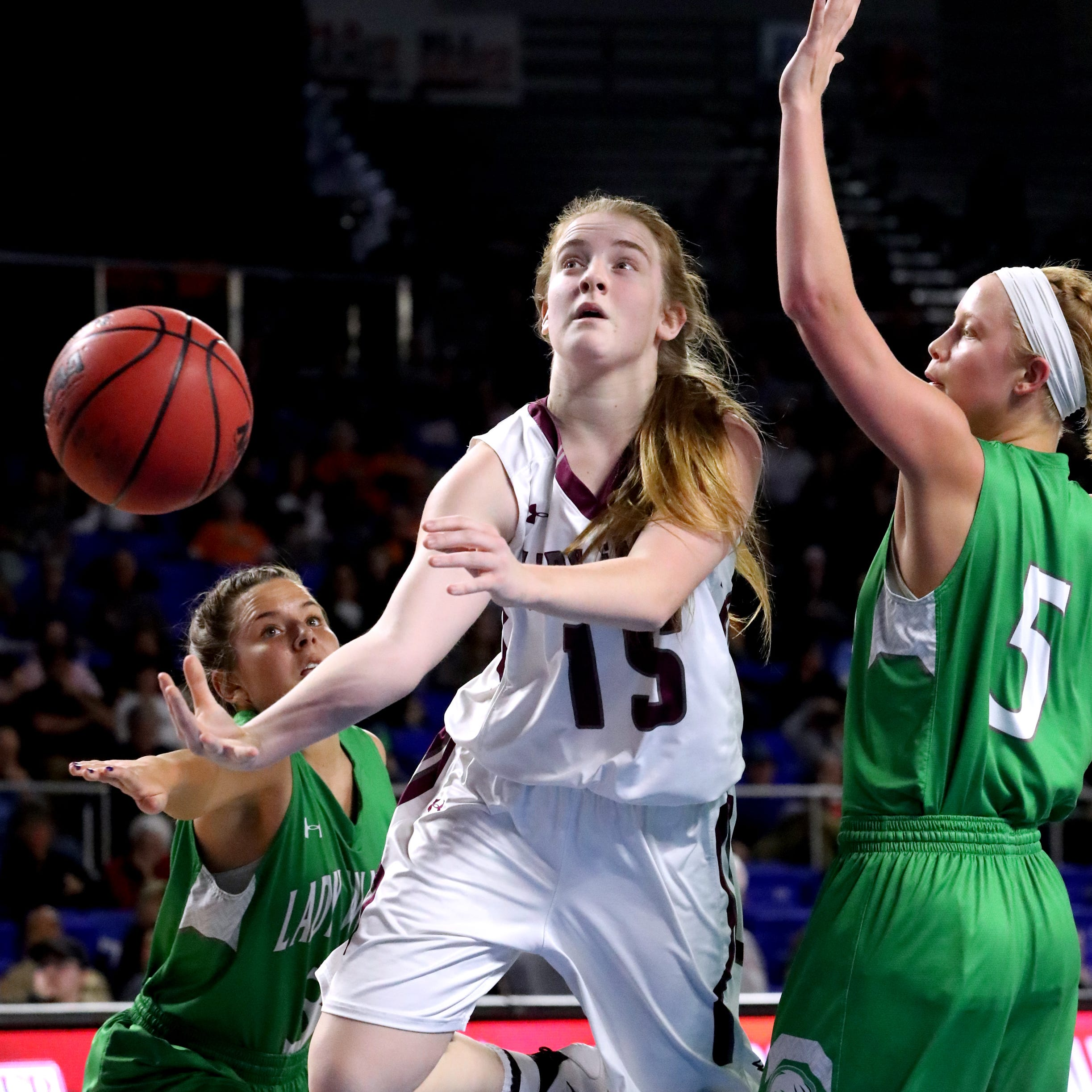 Eagleville girls vow to return after falling in first state tournament game in 37 years