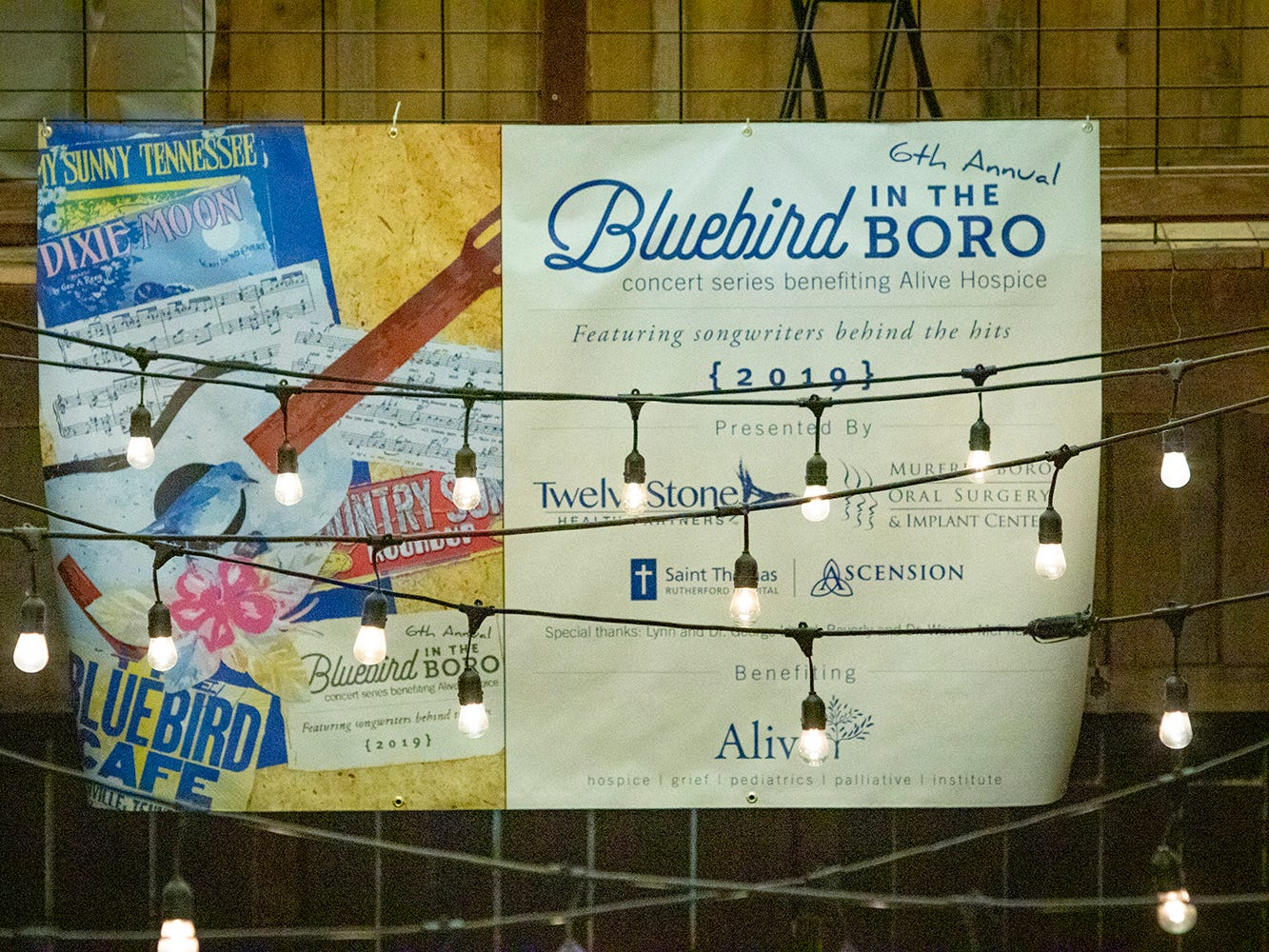 The sixth annual Bluebird in the Boro benefit for Alive Hospice was held March 4-6, 2019 at The Grove at Williamson Place in Murfreesboro.