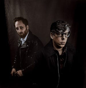 The Black Keys: Dan Auerbach (left) and Patrick Carney (right)