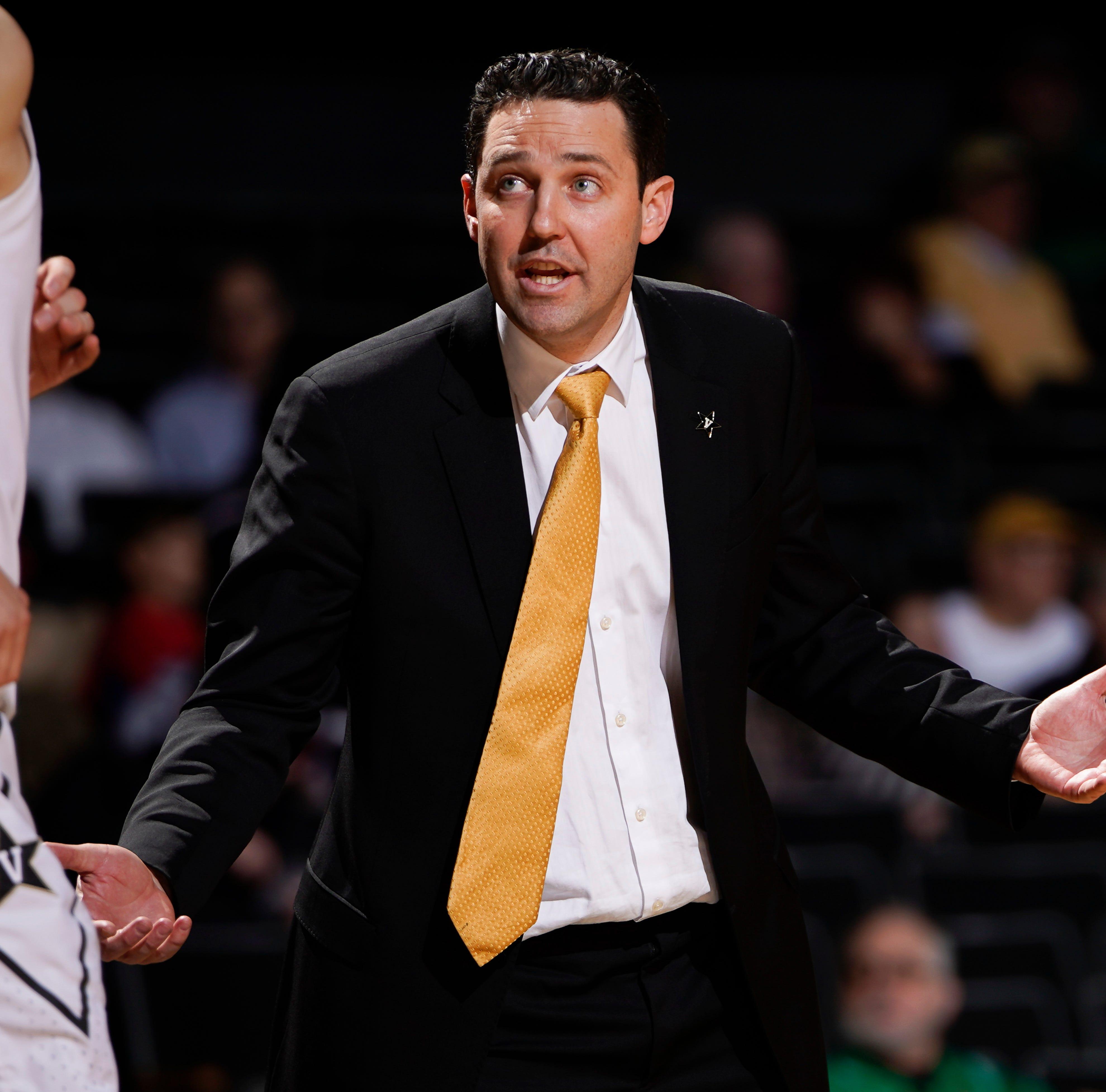 Could Vanderbilt fire basketball coach Bryce Drew after dreadful season?