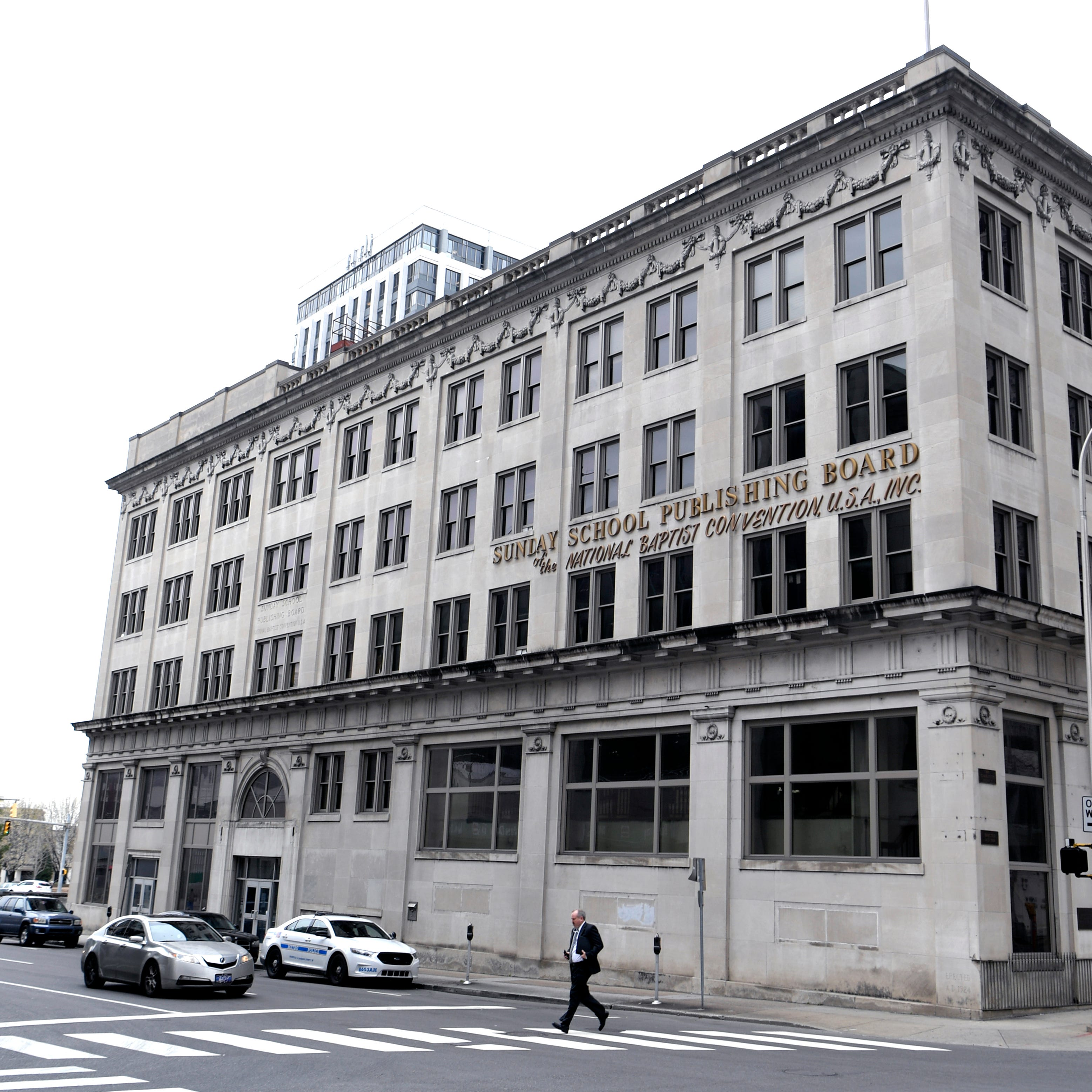 Briley charts future for historic downtown Nashville building as park land swap stalls