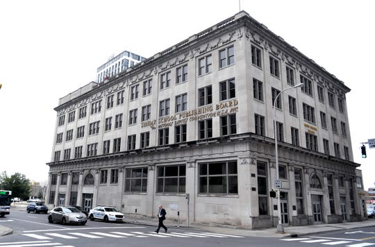 The Morris Memorial Building was built in the mid-1920s as the publishing arm of the National Baptist Convention.