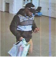 Springfield Police are looking for this man in connection with a fraud case involving the Walmart app.