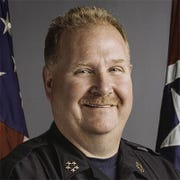 Belle Meade Police Chief Tim Eads