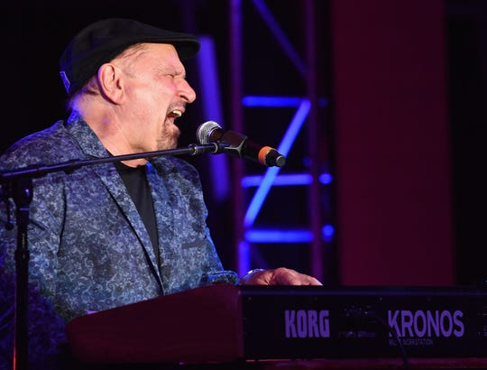 Felix Cavaliere performs in Nashville in 2016. Cavaliere, a founding member of The Young Rascals (and later the Rascals), brings some of that group's  blue-eyed soul hits of the 1960s to Bonita Springs on March 15, 2019.