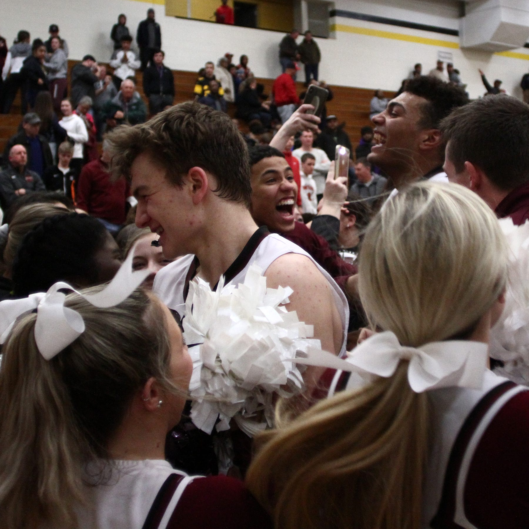 Newark boys basketball district final moved to 7:30