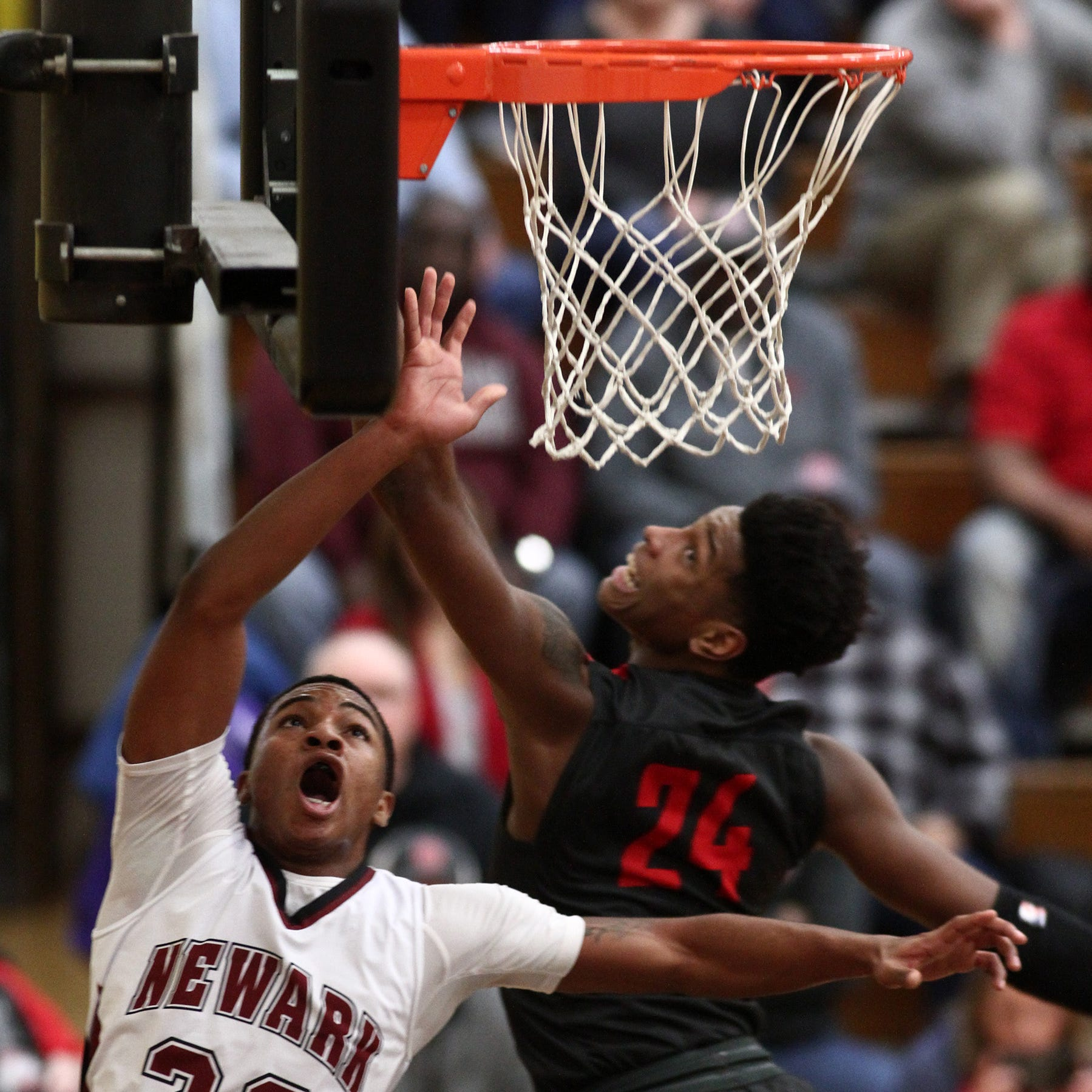 'Grown up' Newark Wildcats don't crack, barge into district finals