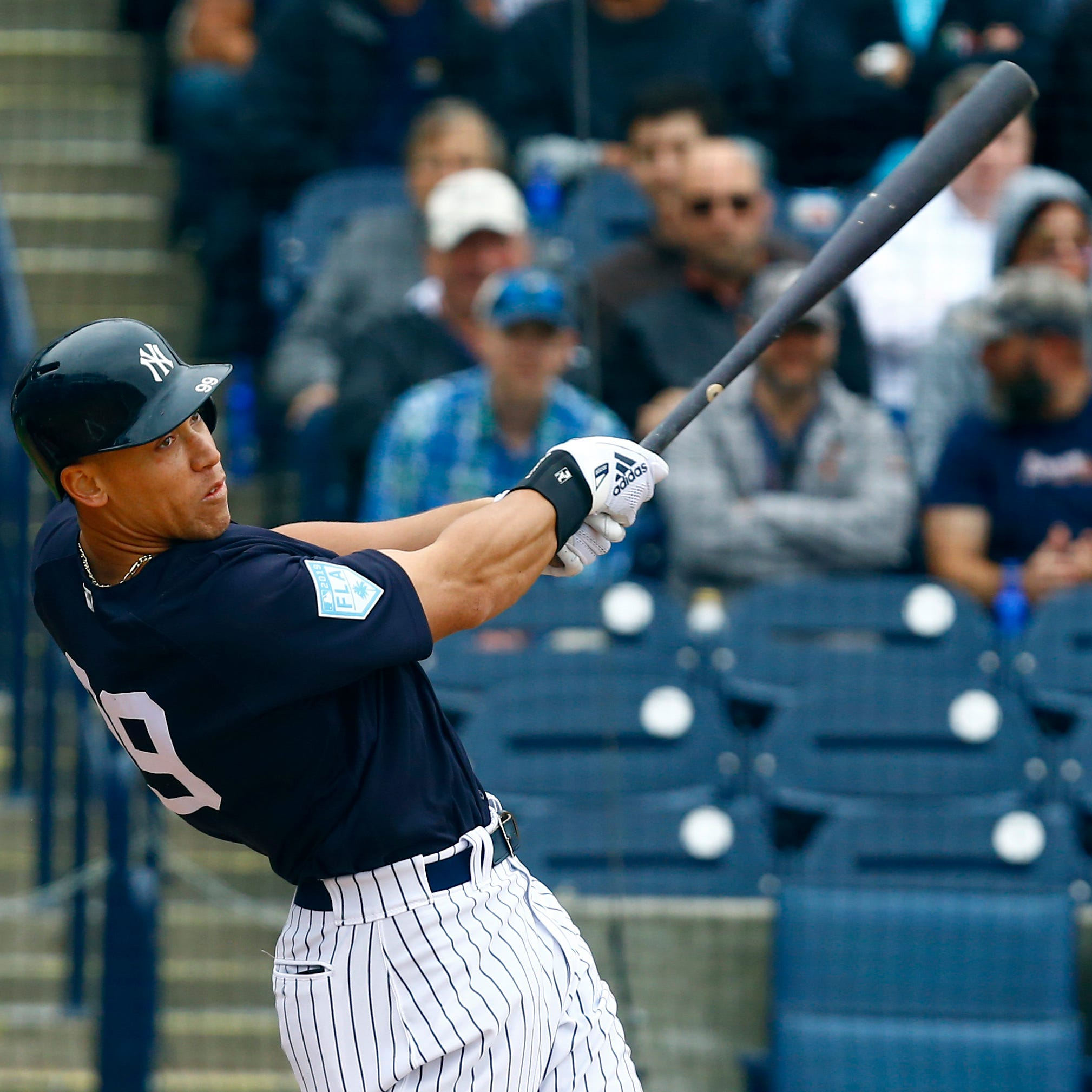 Enjoy the discount now, Yankees: Aaron Judge gets last inexpensive payday in pinstripes