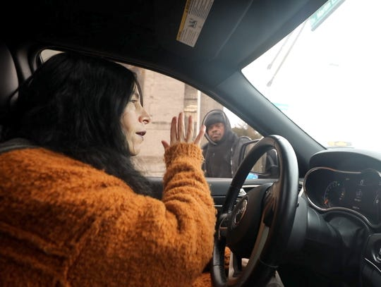 A man approaches Laura Cambria offering to clean her windshield as waits at a traffic light in Paterson. She refuses his offer. Laura drives her Jeep through the streets of Paterson where her daughter Jessica Sperling died from an opioid overdose. Laura is in the same Jeep that was parked in front of a garage on Summer St. The vehicle was blocking the driveway when police were called they found Jessica's lifeless body inside the vehicle.