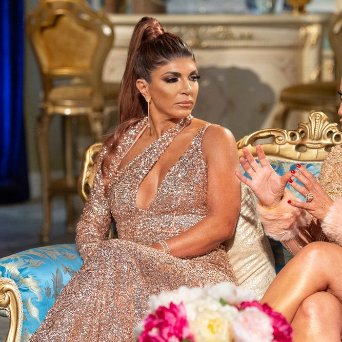 RHONJ: Dolores Catania tells us why it's good to be a cast member of 'Real Housewives'
