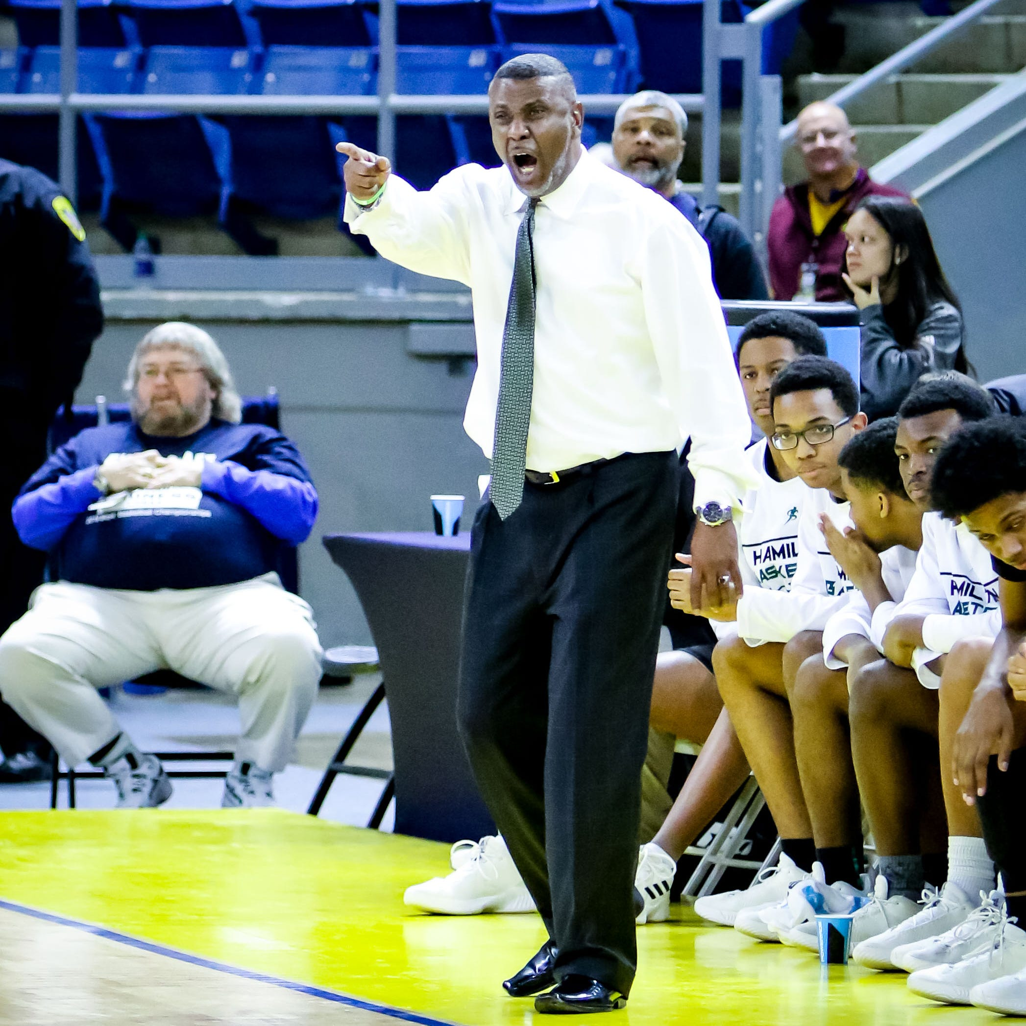 Hamilton Christian coach has strong ties to St. Landry Parish and LCA coach
