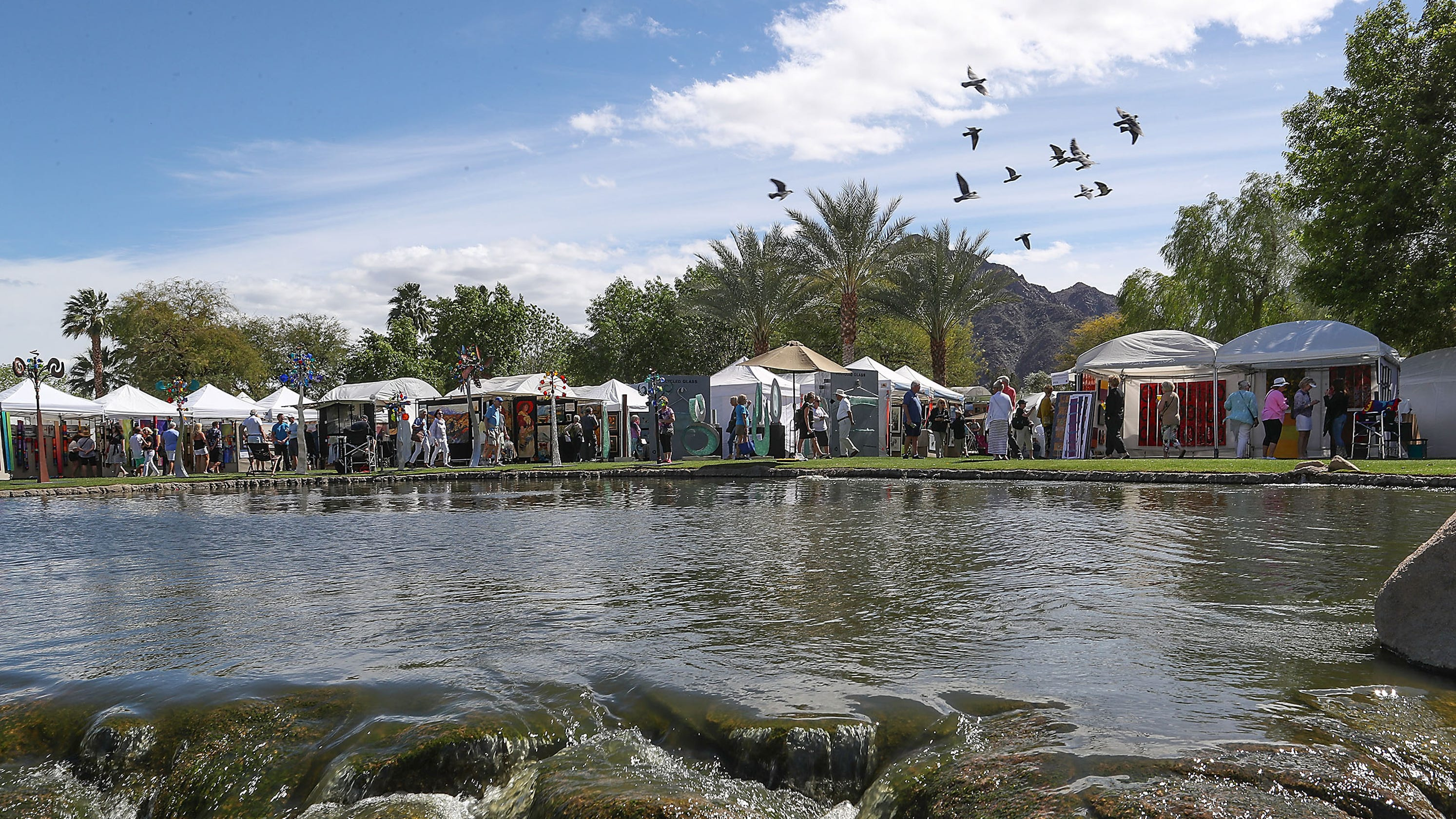Sausalito Art Festival 2020 La Quinta council names Paul Anderson new arts festival promoter