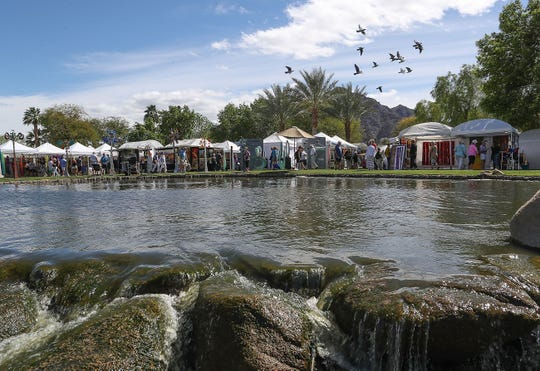 The La Quinta City Council has appointed Paul Anderson, who served for years as the head of the Sausalito Arts Festival, to promote La Quinta's new signature art event to debut in March. The four-day event would replace the La Quinta Arts Festival, which was canceled in June by the operating foundation.