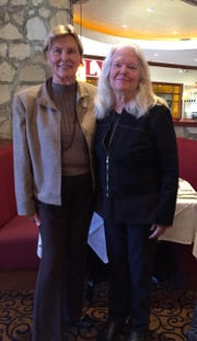 President of Board of Birectors Sally Simonds and Founder and CEO Christy Porter.
