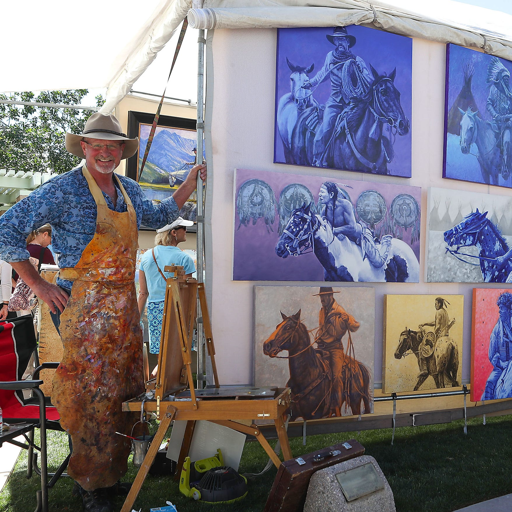What you need to know before you go to the La Quinta Arts Festival this weekend