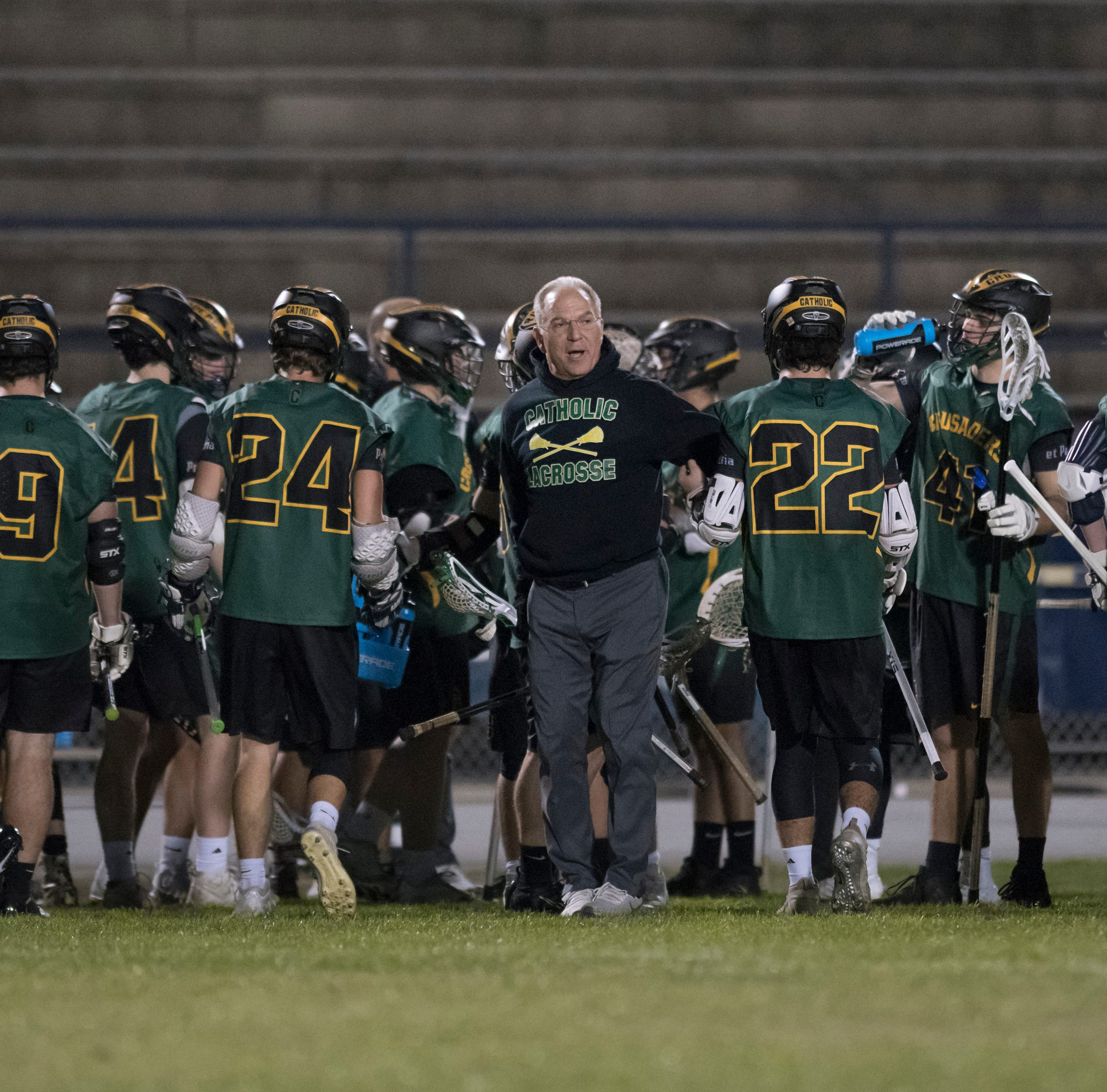 Catholic lacrosse earns explosive win over Pensacola High;  Pace baseball improves to 8-1