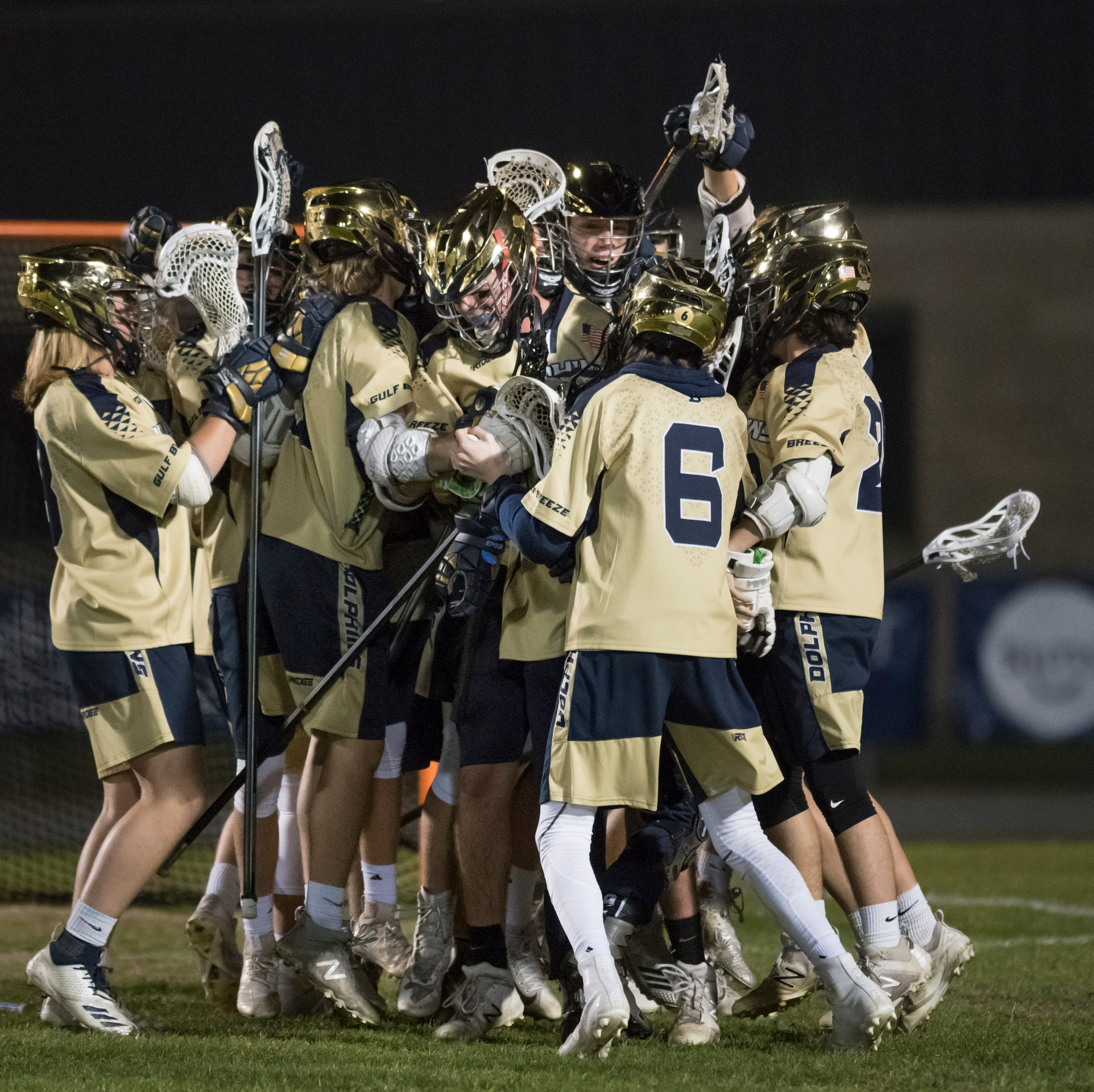 Gulf Breeze lacrosse keeps dynasty alive, wins third district title in four years