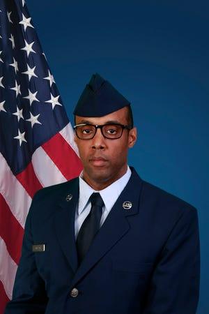 U.S. Air Force Reserve Airman 1st Class Everett D. Welch