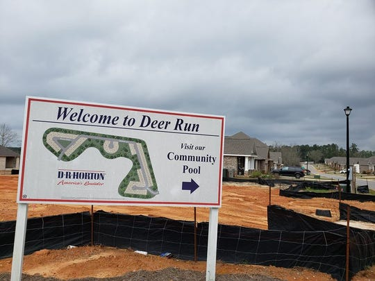 The developers behind the Preserve at Deer Run subdivision in Beulah have been issued a $24,000 fine for violating a stormwater permit and because stormwater ponds were not functioning properly at the site.