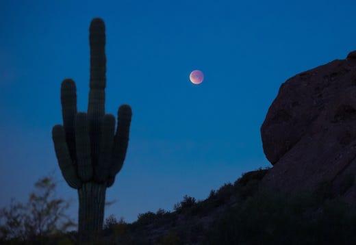 blood moon 2019 arizona - photo #48