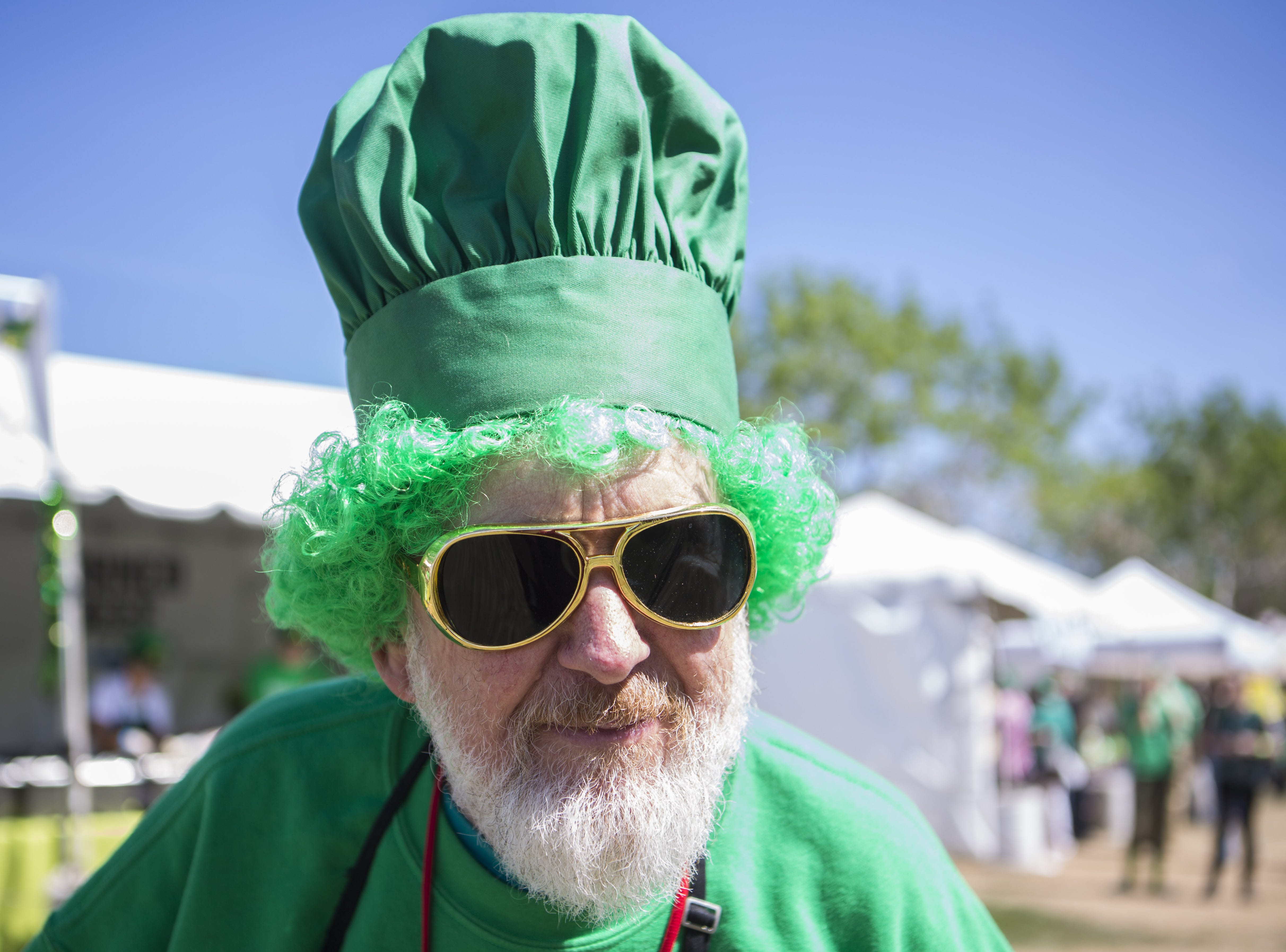 The 2018 St. Patrick's Day Faire takes place on Saturday, March 18, in the Margaret T. Hance Park in downtown Phoenix. Johanna Huckeba/azcentral