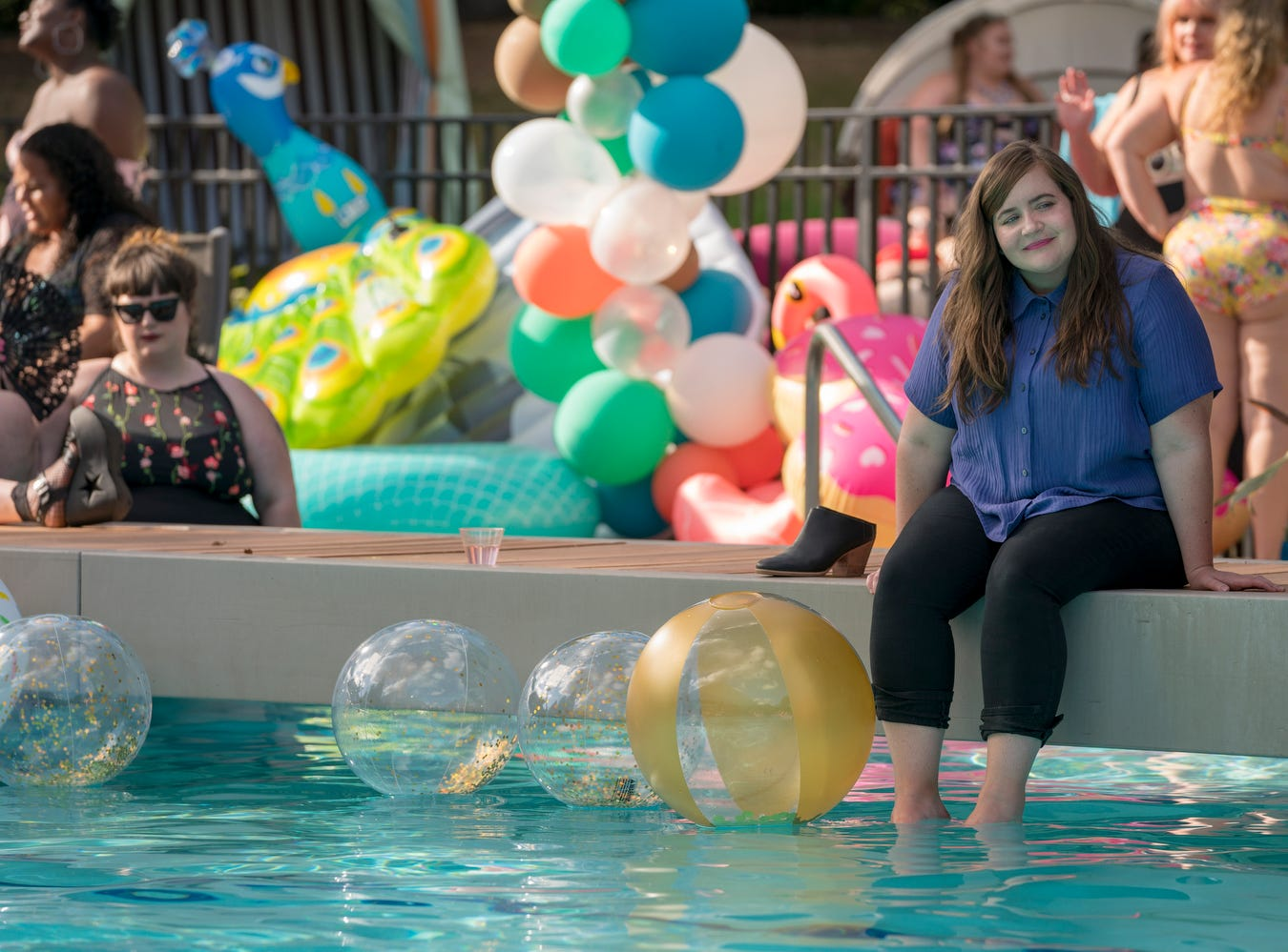 "Aidy Bryant stars in ""Shrill."""