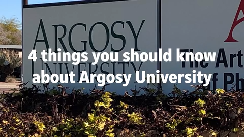 4 things you should know about Argosy University