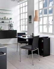 The Dansk Multifunction Table by Skovby of Denmark
