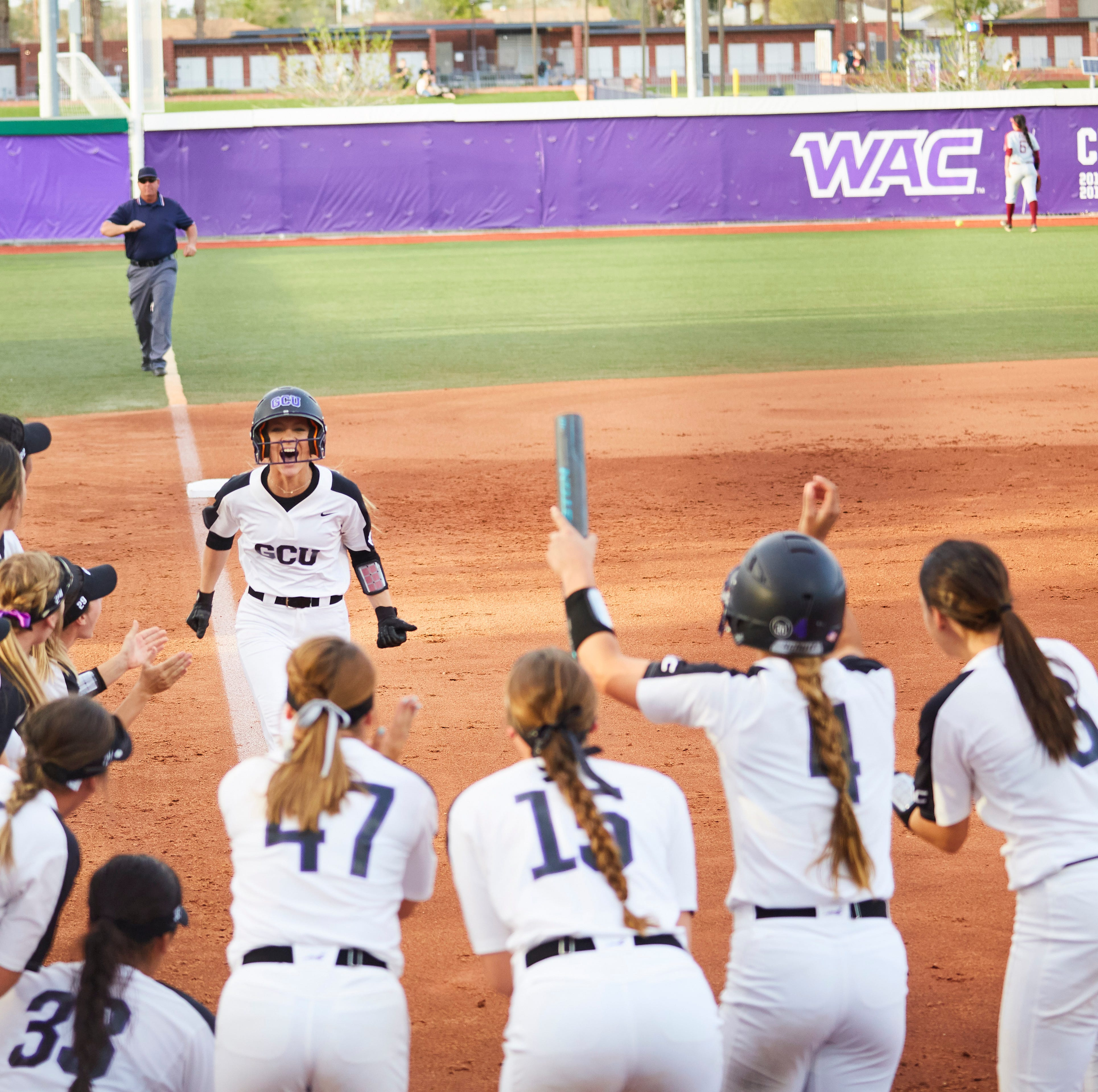 Softball becomes 1st GCU team to beat nation's No. 1 team since becoming Division I