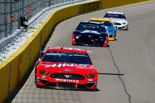 La NASCAR se corre este fin de semana en la ISM Raceway de Avondale, AZ.
