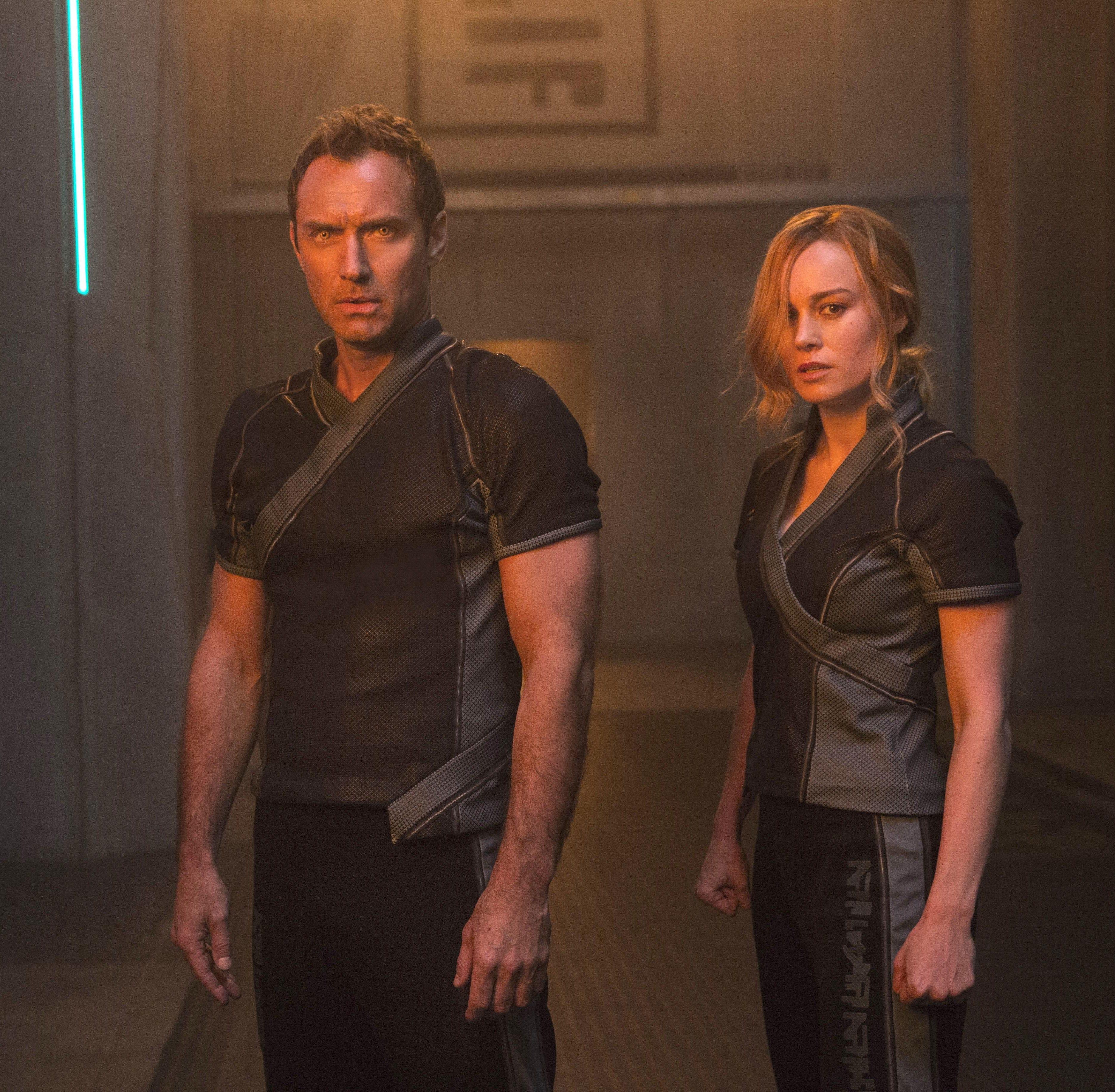 'Captain Marvel' despega en los cines del país
